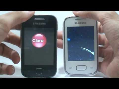 Galaxy Y vs Galaxy Pocket: Comparativo