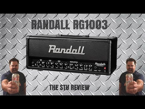 The Stu Review: Randall RG1003 Head (The $300 head with a flaw)