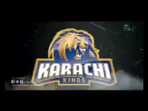 Karachi Kings Official Anthem by Ali Azmat