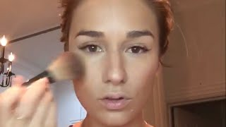 Jessie James Decker - Fresh & Dewy Makeup Tutorial