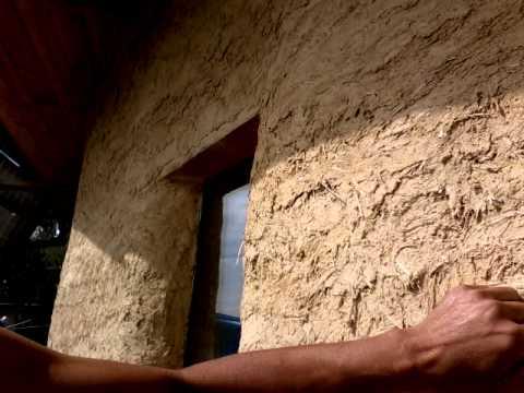 Штукатурка стен из самана своими руками 55