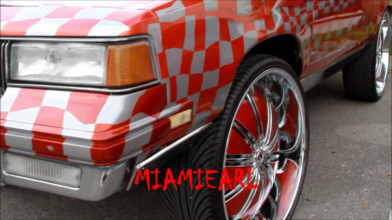 X102.3 CAR SHOW 2012 PALM BEACH COUNTY PREVIEW HD - YouTube