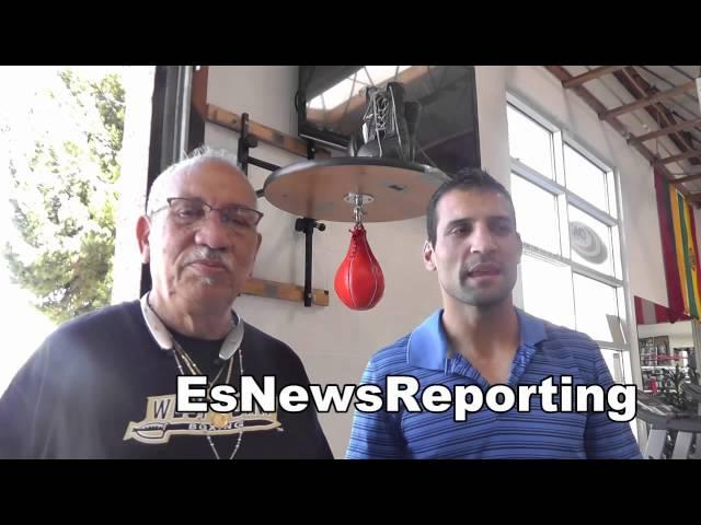 hector roca talks abregu power EsNews
