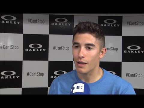 Marc Márquez en la Oakley #CantStop Challenge thumbnail
