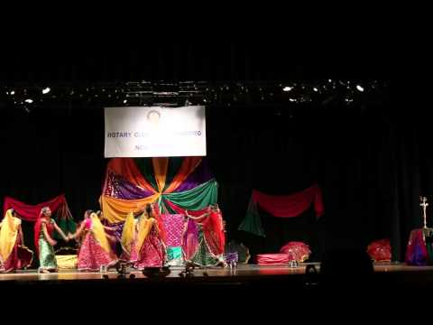 Nagada Sang Dhol Baje From Ram Leela | Winning Dance By Sds Bollywood Senior Students video
