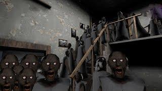 Granny Horror Game  Mod Full Gaint Granny    Funny Graany Full Games