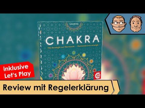 Chakra – Brettspiel – Review und Regelerklärung