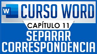 Curso Word - Capitulo 11, Guardar paginas en documentos individuales