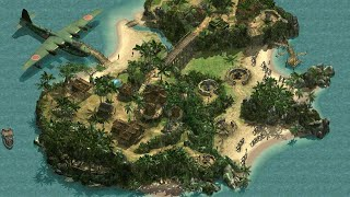 Commandos 2 - HD Remaster  Mission:- THE GUNS OF SAVO ISLAND