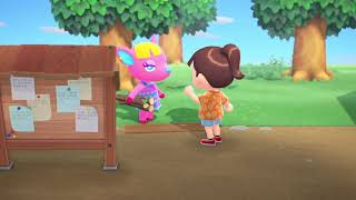 First Animal Crossing: New Horizons gameplay – Nintendo Treehouse: Live E3 2019