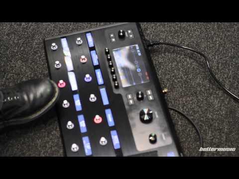 Line 6 Helix Guitar Effects Processor Unit - Sneak Peek   Better Music