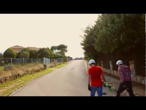 Longboarding: Lagart Productions Freeride