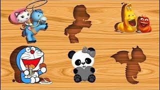 ✅Doremon Wrong Wooden Slots for children | Lavar,pokemon |Zilo  IRL