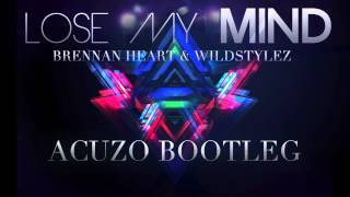 Brennan Heart & Wildstylez - Lose My Mind (Acuzo Bootleg/Remix)