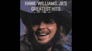 Hank William Jr's - All my rowdy friends have settled down (High Quality)