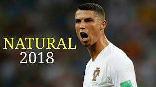 Download Lagu Cristiano Ronaldo ▶ Imagine Dragon -Natural ⚫Skills & Goals 2018 Gratis STAFABAND