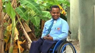 LDS Charities: Rique's Wheelchair