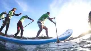 Big SUP – Stand Up Paddle Gigante – Paddle Surf XL en Llanes - Asturias