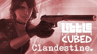 Lie and Cubed: Spy Hard! - Clandestine