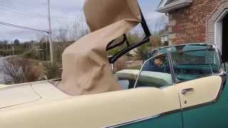 1955 PONTIAC STARCHIEF CONVERTIBLE (PART III)