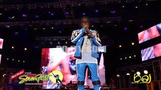 Download Lagu MASICKA PERFORMANCE  AT REGGAE SUMFEST 2018 DANCEHALL NIGHT   ROUGH EDIT Gratis STAFABAND