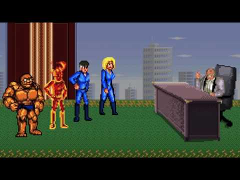 The Fantastic Four's Greatest Villain - REVEALED!