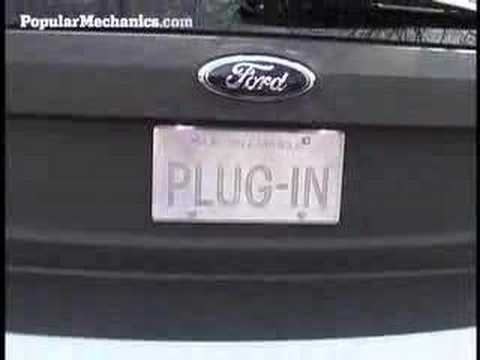 Ford s Hydrogen-Powered, Plug-In Hybrid