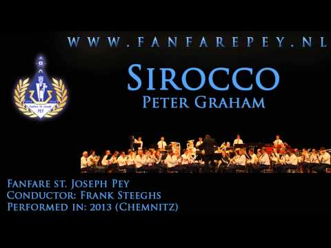 Sirocco - Peter Graham - Fanfare St. Joseph Pey video