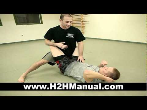 MMA Ground and Pound for Self-Defense Image 1