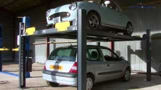 Parking Lift | Car Parking Lift Ramp | Car Storage | 4 Post Lift