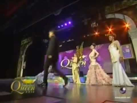 Miss International Queen 2012 -  Q and A portion for top 3 ,Final and Crowning Moment -