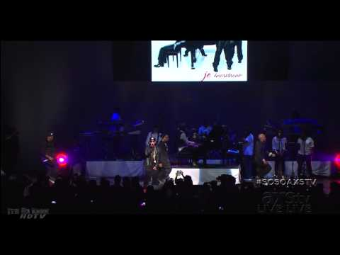 Jagged Edge at the So So Def 20th Anniversary Concert(1)