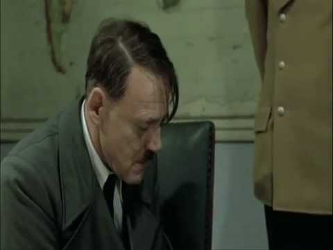Hitler reacts to Rahul Dravid's retirement