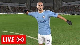 [LIVE] Dream League Soccer 2018| เตะบอลยามว่าง#34