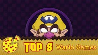 The Top 8 Wario Games