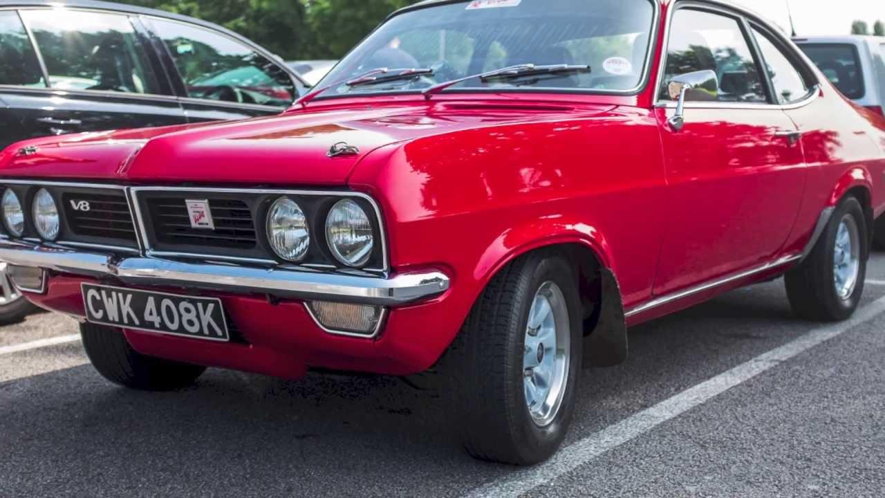 1972 Vauxhall Firenza V8 Engine - Vauxhall Viva | Damian ...