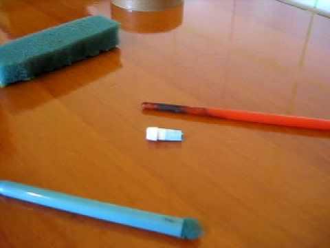Caneta Stylus para iPhone/iPod touch/iPad / DIY Stylus Pen