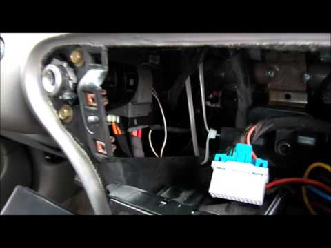 GM Passlock II bypass disable fast easy repair fix cost less than $1 2005 Chevy Classic