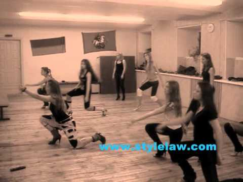 Набор  в группу showdance, go-go, strip dance