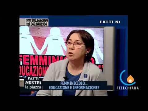 FATTI NOSTRI LA PIAZZA 01-02-13 Femminicidio… educazione e informazione?