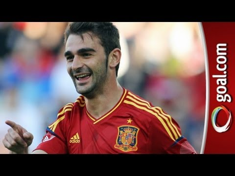 Arsenal to sign Spain starlet Adrian Lopez in transfer window?