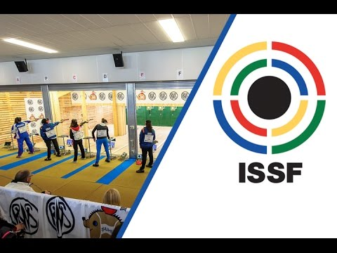 10m Air Pistol Women Junior Final - 2016 ISSF Junior World Cup in all events in Suhl (GER)