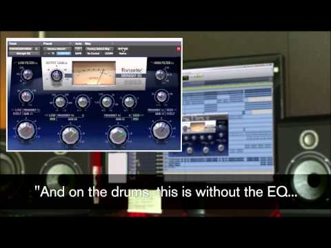 Focusrite // Adrian Bushby on Focusrite's Midnight Plug-in Suite