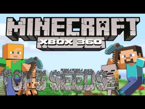 Minecraft 360 Edition Top 5 Seeds Best Seeds Ever