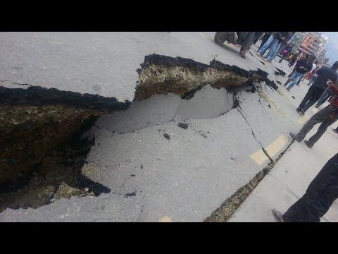 Powerful 6.0 EARTHQUAKE struck VANUATU