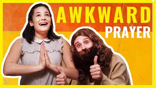 Awkward Prayer | HoweFunny Sketch Comedy