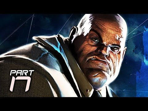 The Amazing Spider Man 2 Game Gameplay Walkthrough Part 17 - Kingpin Boss (Video Game)