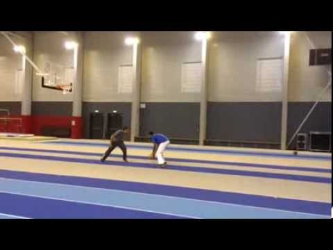 Davis Cup Basketball Challenge: Nick Kyrgios v Gael Monfils