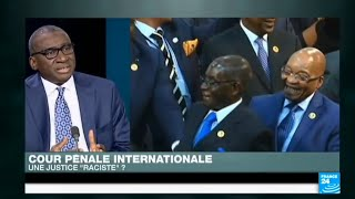 La CPI est-elle raciste ? Le ministre sénégalais de la justice Sidiki Kaba nous répond