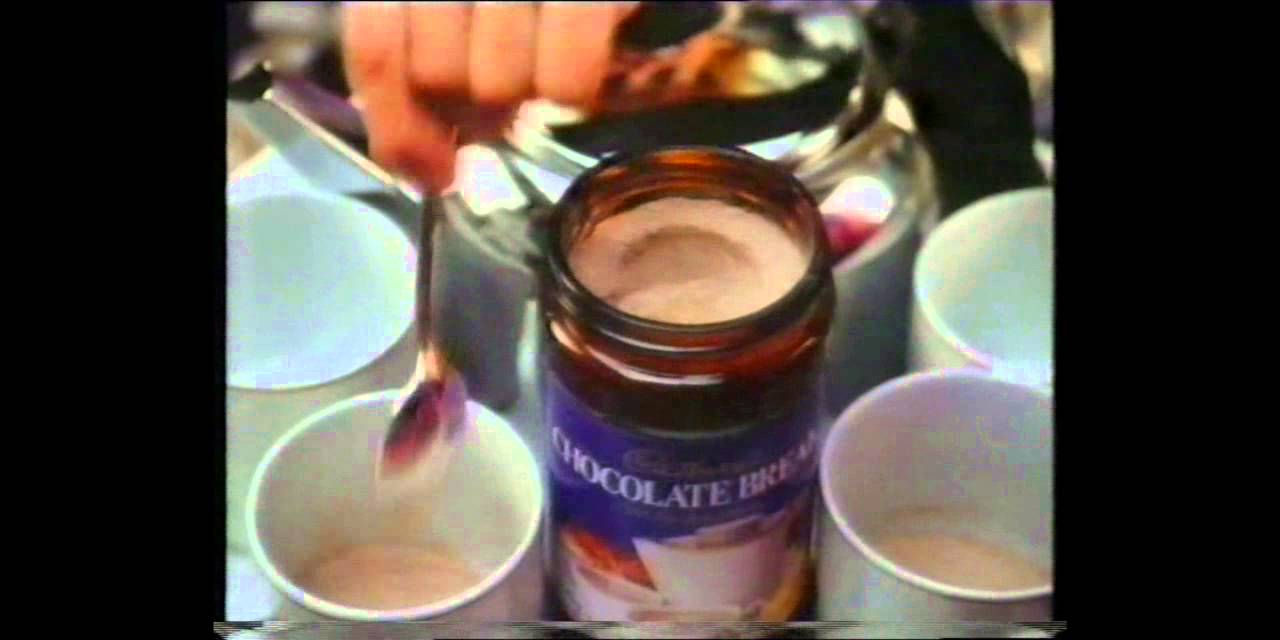 Cadburys Chocolate Advert Cadburys 1980's Hot Chocolate